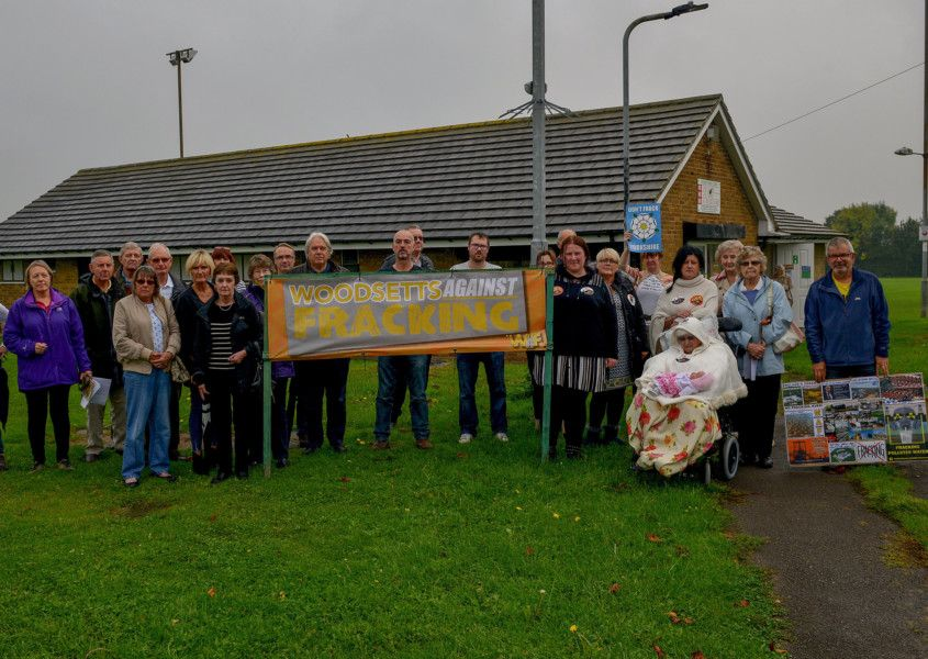 Protest To Oppose Fracking Proposal Worksop Guardian