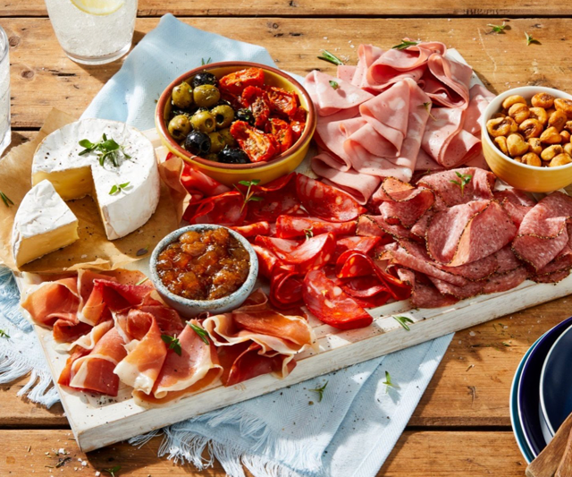 The Morrisons Continental Grazing Platter