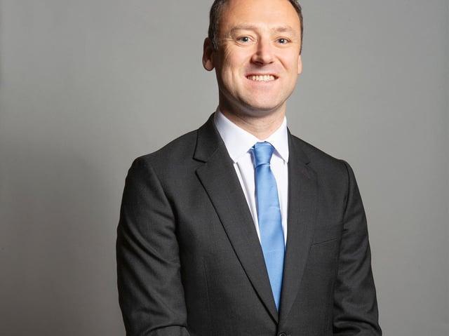 Brendan Clarke-Smith, Bassetlaw MP