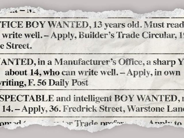 Source: Birmingham Daily Post, 1870