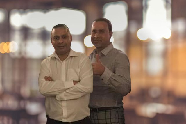 BrothersMamun and Masum Ali have established restaurants across South and West Yorkshire withtheirGoa Spice franchise.