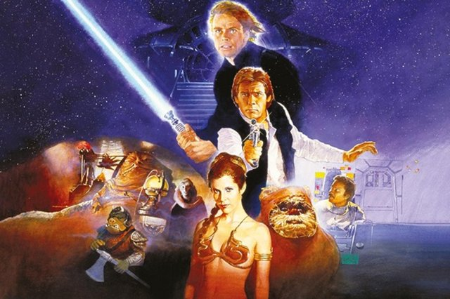 See Star Wars: Return Of The Jedi In Concert at Nottingham and Sheffield venues