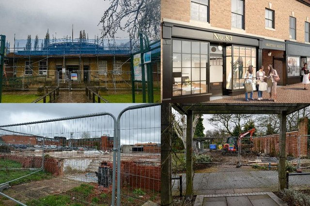 Exciting transformations are underway across Worksop.