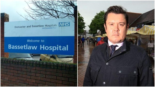 Bassetlaw District Council leader Simon Greaves said there was 'cross-party support' across the authority for 'vital' mental health services to be retained in Bassetlaw.