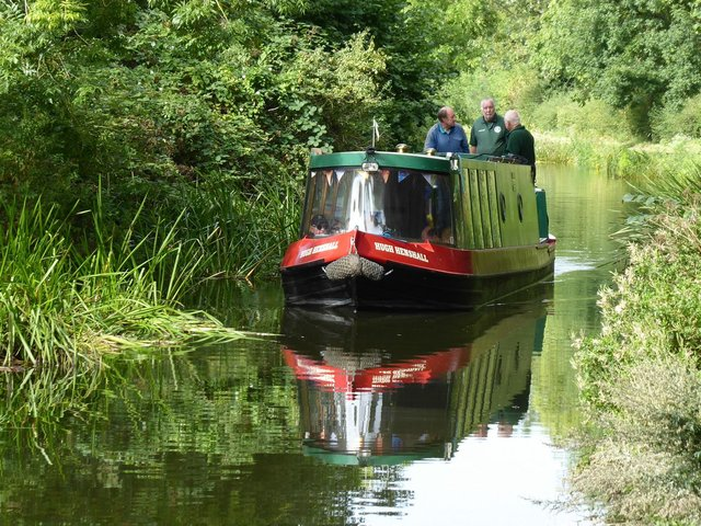 Hugh Henshall will be cruising from the Lock Keeper pub in Worksop on Sunday July 25.