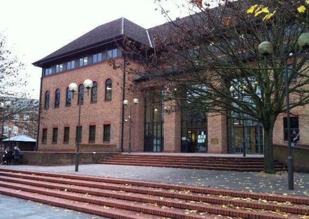 John Hodgkiss is on trial for murder at Derby Crown Court