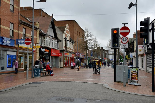 Hundreds fewer workers in Bassetlaw were on furlough in April.