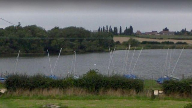 Harthill Reservoir is getting a £5 million upgrade this year. Photo: Google Earth