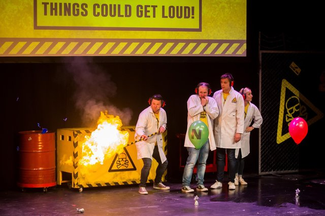 The Brainiac live show is coming to the area. (Photo credit: Anna Kucera)