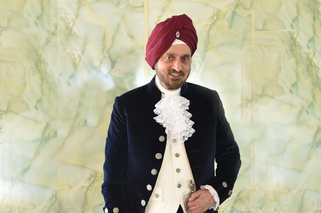 Professor Harminder Singh Dua CBE, from the University of Nottingham, has been appointed as High Sheriff of Nottinghamshire.