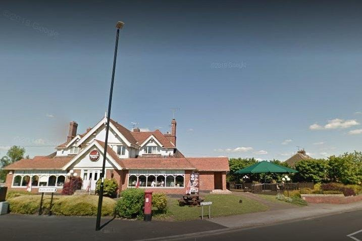 Brewers Fayre King William IV, Blyth Road, Worksop comes in at number six