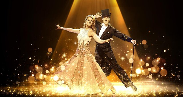 Erin Boag and Anton Du Beke will perform Showtime on their latest tour.