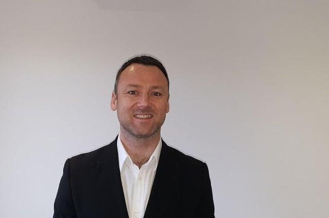 Brendan Clarke-Smith MP.