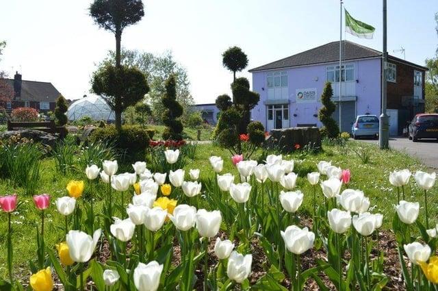 Oasis Community Gardens, Worksop