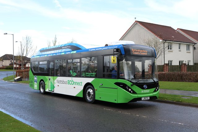 Highways bossesin Nottinghamshire say they are committed to improving public transport for residents in the county by enhancing their partnerships with bus operators.