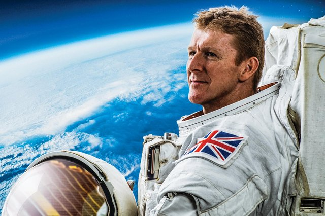 You can see Tim Peake's show when it comes to Nottingham's Royal Concert Hall next year.