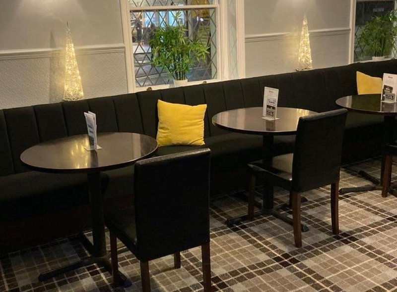 The Station Hotel, Worksop are opening their outdoor seating area on April 12 and are taking bookings now for tables outside on 01909 474108