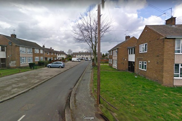 A 25-year-old was knocked down in Beechways, Retford, at around 11.50pm on Sunday July 11.