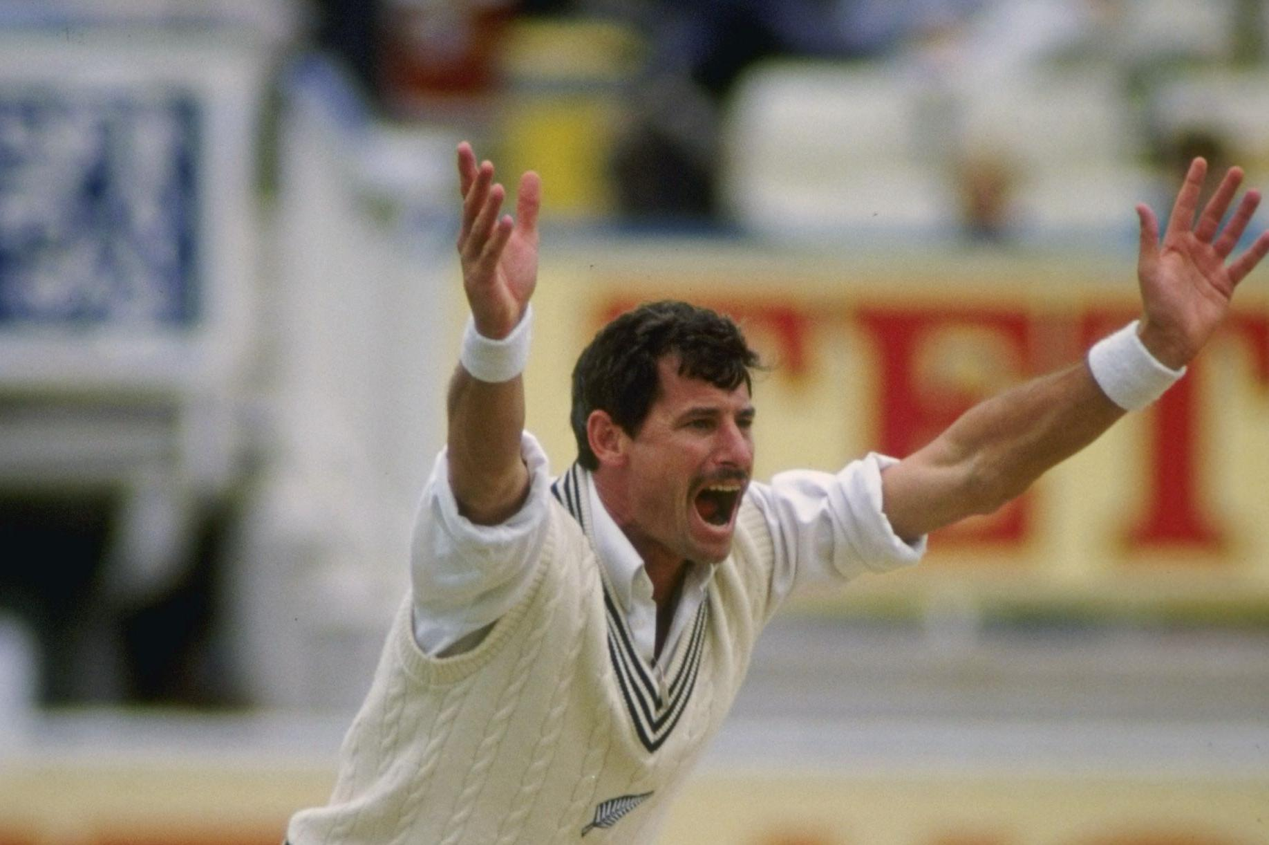 Richard Hadlee voted best Nottinghamshire play of all time ...