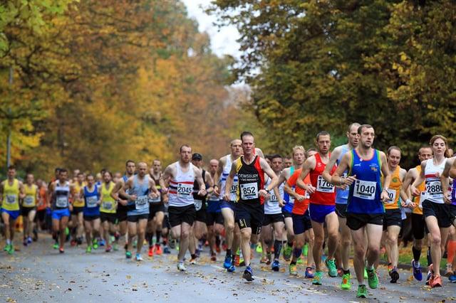 Worksop Halloween Half Marathon and Fun Run on Sunday October 30th 2016.
