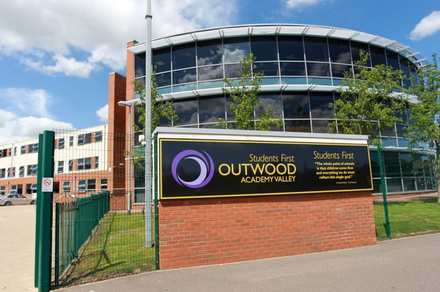 Outwood Academy Valley, Worksop.