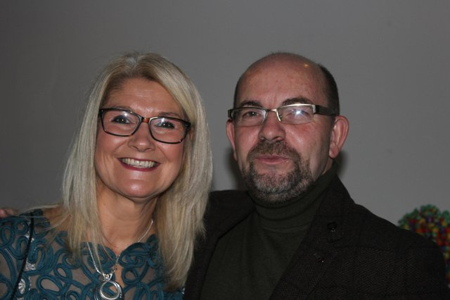 Steven and Claire Walker retired from Redlands Primary School last month.