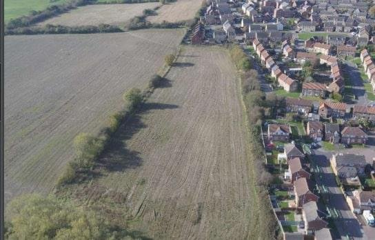 """Rother Valley MP Alexander Stafford objected to the plan, stating: """"It is a mistake to allow our beautiful green spaces to be concreted over whilst there are brownfield sites in the borough which should be prioritised first."""""""