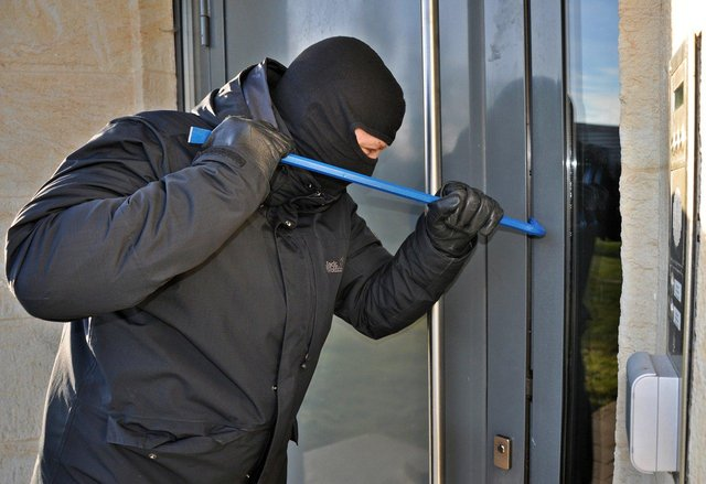 Police are warning residents to be vigilant and guard against opportunist burglars