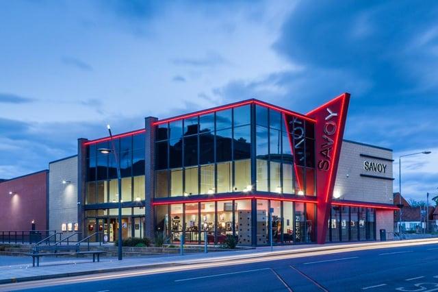 The Savoy Cinema, in Worksop