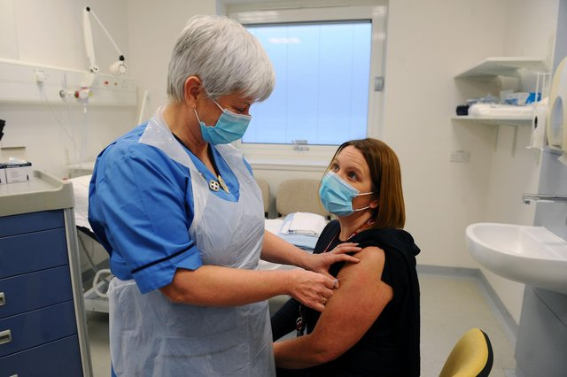 Care home staff could soon be legally required to have the Covid vaccine.