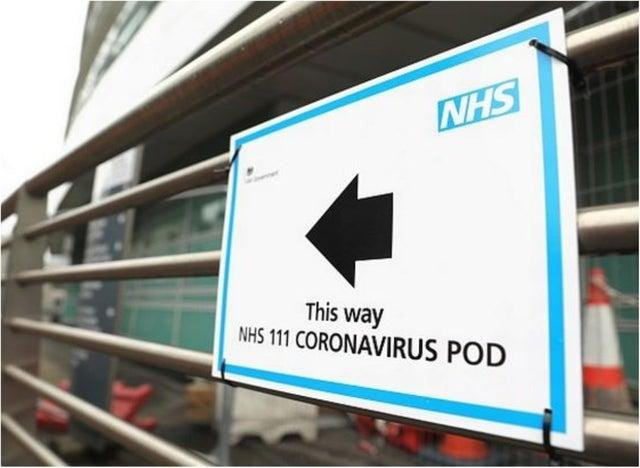 Covid cases in Nottinghamshire are down