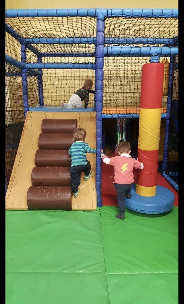 Play centres like Captain Jack's, in Retford, could reopen from May 17.