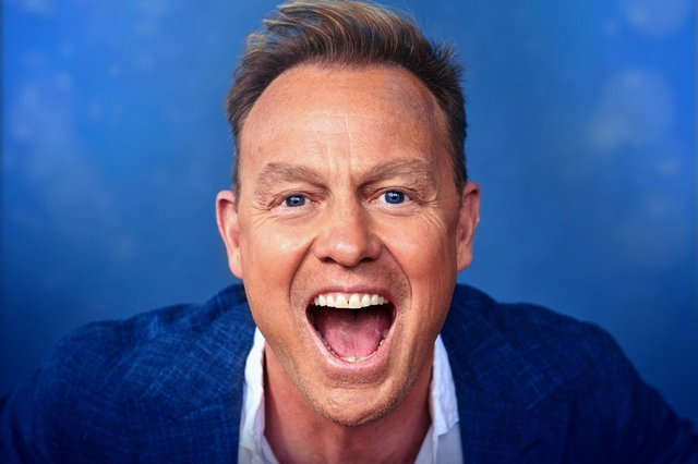 Jason Donovan will visit the area on his Even More Good Reasons tour