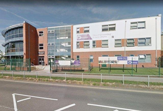 Outwood Academy Valley cannot accept both twins due to space.