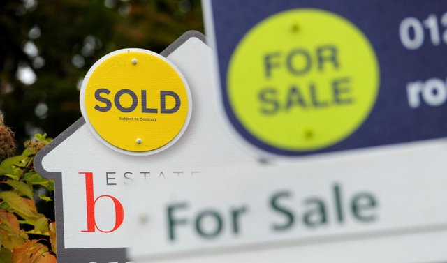 Bassetlaw house prices fell by 5.4 per cent in February