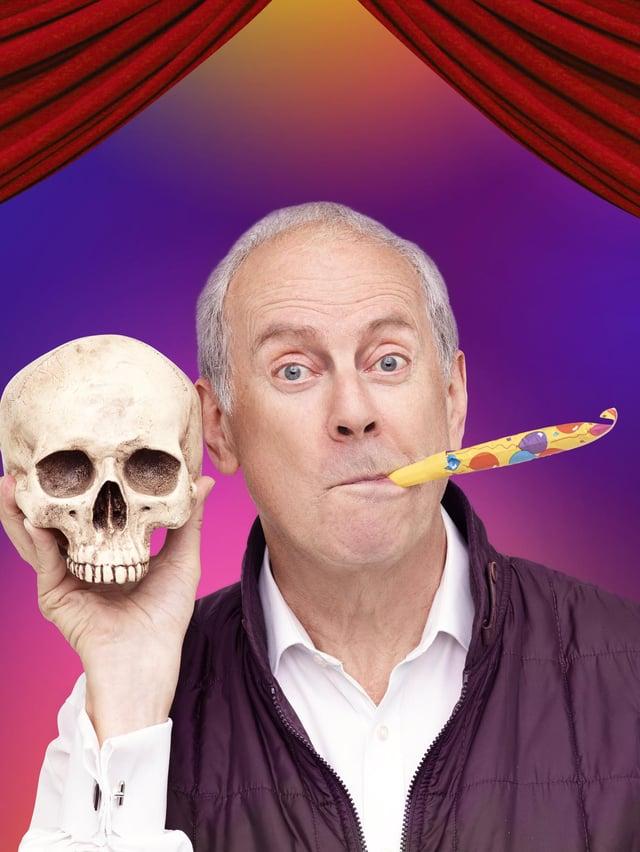 See Gyles Brandreth's show Break A Leg! at Nottingham Playhouse next year.