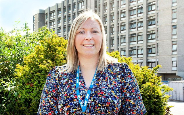 Jodie Roberts has been appointed Director of Allied Health Professionals.