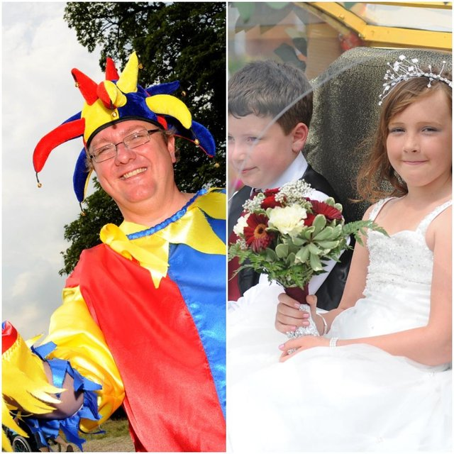 We take a look back at pictures from Shireoaks Carnivals of years gone by.