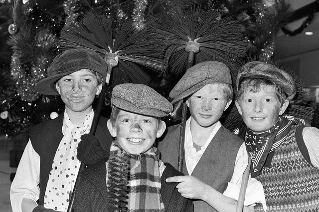 Late Night Shopping starts in 1987 - do you recognise anyone?