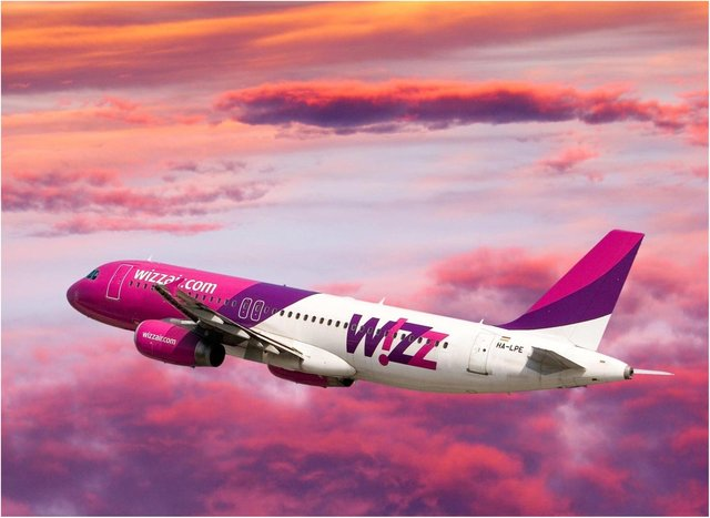 Wizz Air has announced a cut price sale.