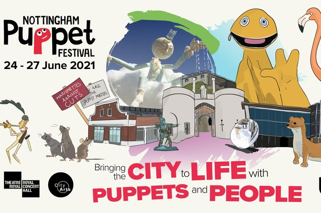 There's plenty to look forward to with the return ofNottingham Puppet Festival.