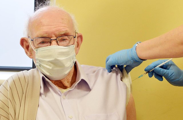 Residents in Bassetlaw are being urged to get the Covid vaccine when offered it