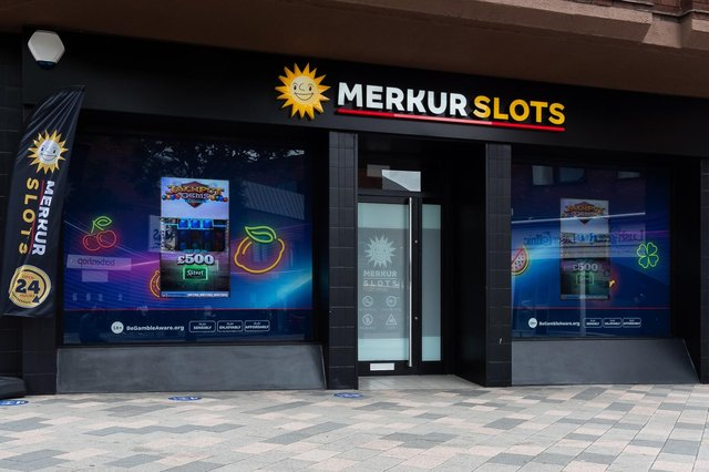 A town centre gaming company has relaunched after undergoing weeks of refurbishment.