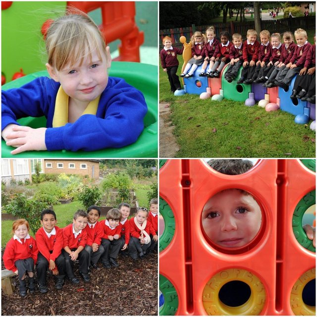 First class photographs from schools around Worksop. Can you spot anyone familiar?