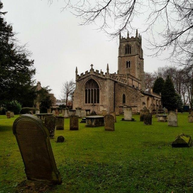 The roof of St John the Evangelist Church in Carlton in Lindrick has been repaired thanks to an ambitious fundraising campaign.