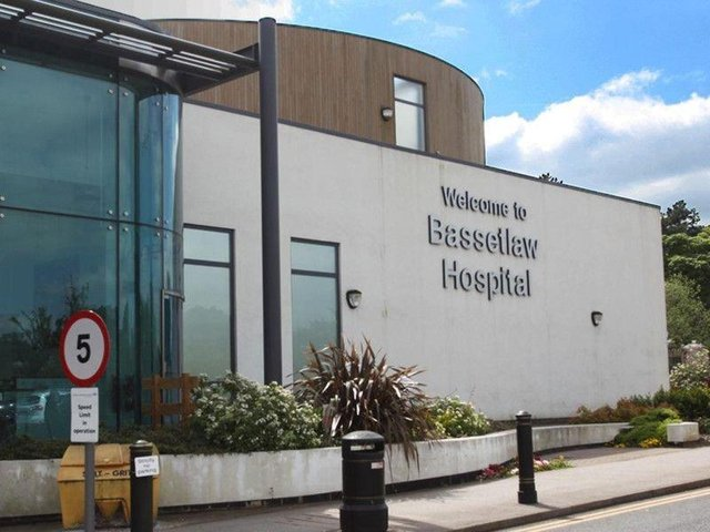 The mental health wards in Bassetlaw Hospital, Worksop could be closed.