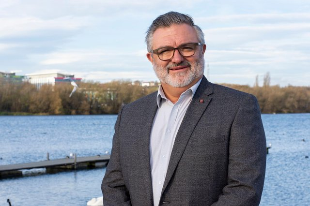 Martin Rigley is chairman of the new panel. Photo: Ashfield District Council