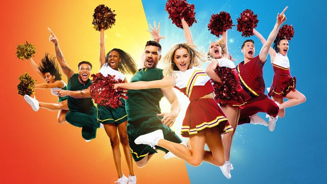 Amber Davies and Louis Smith are among the stars of Bring It On, the hit musical