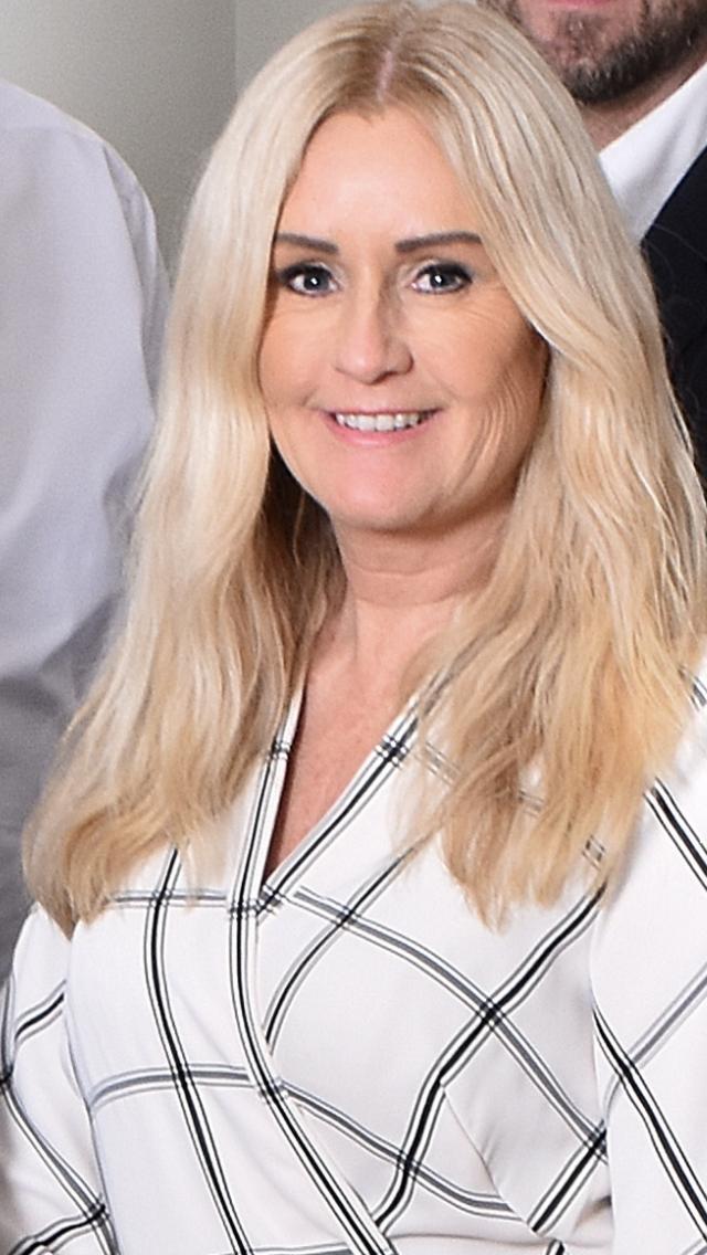 Sally Gillborn, chief executive of North Notts BID