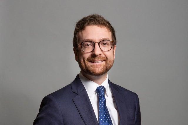 Alexander Stafford MP.